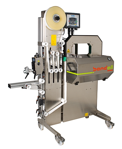 Banding Machines - Types of Food Packaging Machines - Featured Image